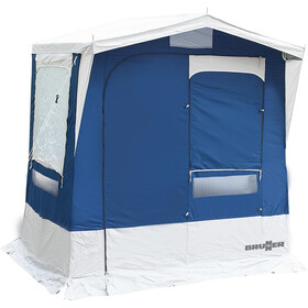 Brunner Gusto III NG Cooking Tent 200x200cm, blauw/wit